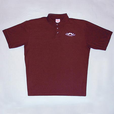 Handlebar Club Members Polo Shirt