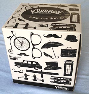Limited edition Handlebar tissues